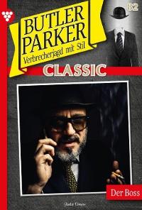 Cover Butler Parker Classic 82 – Kriminalroman