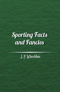 Cover Sporting Facts and Fancies