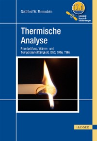 Cover Thermische Analyse