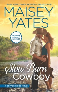 Cover Slow Burn Cowboy (Copper Ridge)