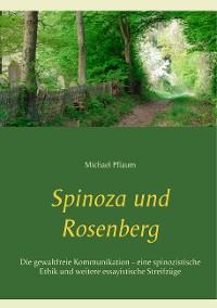 Cover Spinoza und Rosenberg