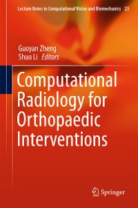 Cover Computational Radiology for Orthopaedic Interventions