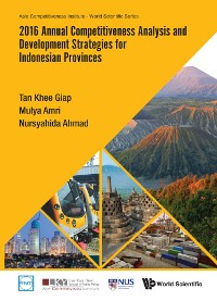 Cover 2016 Annual Competitiveness Analysis and Development Strategies for Indonesian Provinces