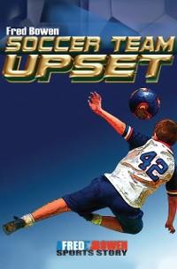 Cover Soccer Team Upset