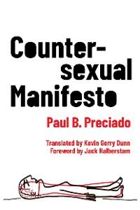 Cover Countersexual Manifesto