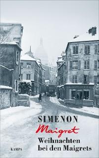 Cover Weihnachten bei den Maigrets