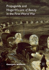Cover Propaganda and Hogarth's Line of Beauty in the First World War