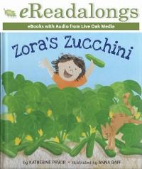 Cover Zora's Zucchini