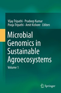 Cover Microbial Genomics in Sustainable Agroecosystems