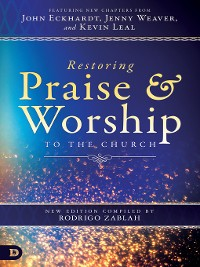 Cover Restoring Praise and Worship to the Church