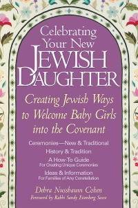 Cover Celebrating Your New Jewish Daughter