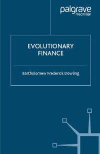 Cover Evolutionary Finance