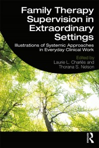 Cover Family Therapy Supervision in Extraordinary Settings