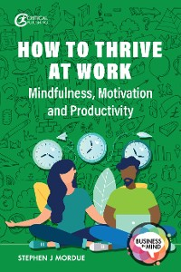 Cover How to Thrive at Work