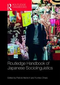 Cover Routledge Handbook of Japanese Sociolinguistics