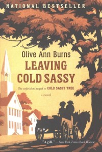 Cover Leaving Cold Sassy