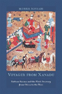 Cover Voyager from Xanadu