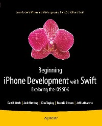 Cover Beginning iPhone Development with Swift