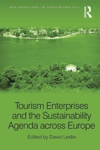 Cover Tourism Enterprises and the Sustainability Agenda across Europe