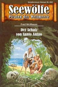 Cover Seewölfe - Piraten der Weltmeere 650