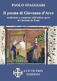 Cover Il poema di Giovanna d'Arco