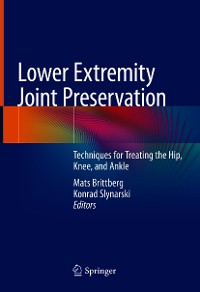 Cover Lower Extremity Joint Preservation