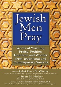 Cover Jewish Men Pray