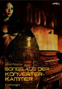 Cover SONGS AUS DER KONVERTER-KAMMER