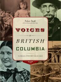 Cover Voices of British Columbia