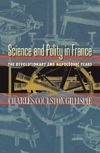 Cover Science and Polity in France