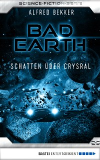 Cover Bad Earth 26 - Science-Fiction-Serie