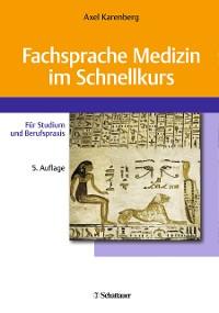 Cover Fachsprache Medizin im Schnellkurs