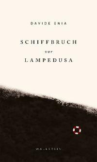 Cover Schiffbruch vor Lampedusa
