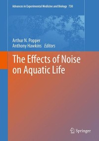 Cover The Effects of Noise on Aquatic Life