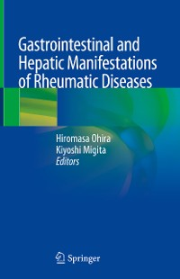 Cover Gastrointestinal and Hepatic Manifestations of Rheumatic Diseases
