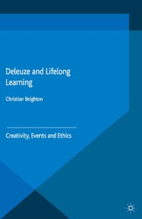 Cover Deleuze and Lifelong Learning