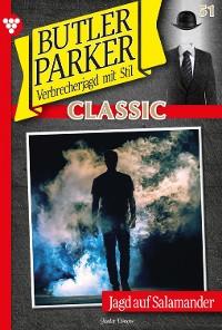 Cover Butler Parker Classic 51 – Kriminalroman