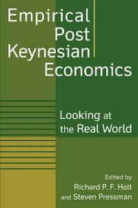 Cover Empirical Post Keynesian Economics
