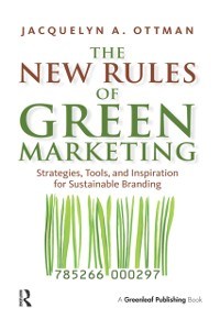 Cover New Rules of Green Marketing