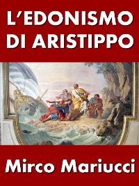 Cover L'edonismo di Aristippo