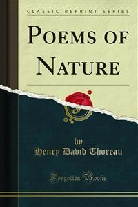 Cover Poems of Nature