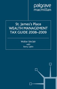 Cover St James's Place Tax Guide 2008-2009