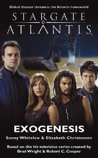 Cover STARGATE ATLANTIS Exogenesis