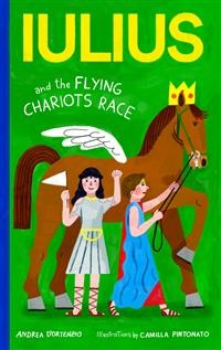 Cover Iulius and the flying chariots race