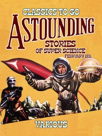 Cover Astounding Stories of Super Science February 1931