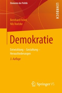 Cover Demokratie