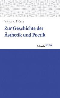 Cover Zur Geschichte der Ästhetik und Poetik