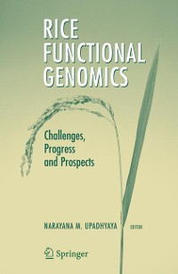 Cover Rice Functional Genomics