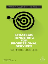 Cover Strategic Tendering for Professional Services