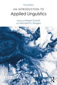 Cover Introduction to Applied Linguistics